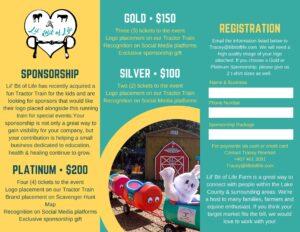 Sponsorship Packages
